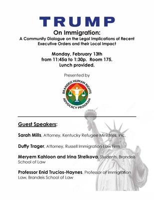 Community Dialogue Flyer