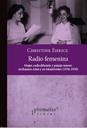 Professor Ehrick publishes Radio femenina