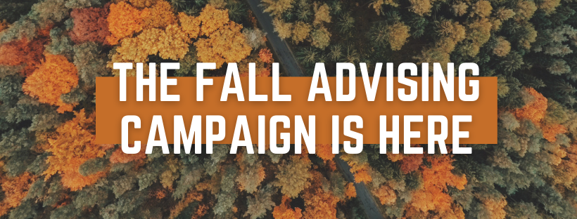 It's Honors Advising Campaign season!  Click here for more info on how to schedule an appointment. center center  https://louisville.edu/honors/current-students/honors-advising/fall-honors-advising-campaign