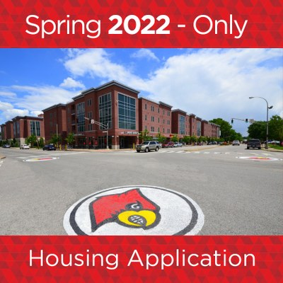 spring 2022 housing application