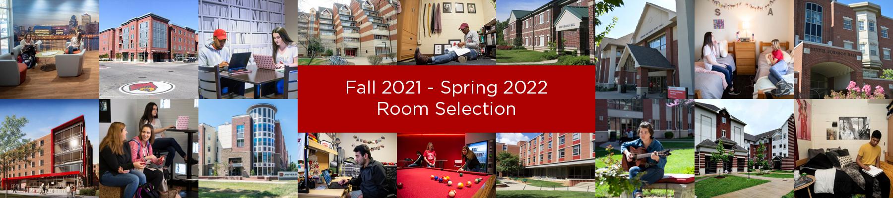 fall 2021 room selection