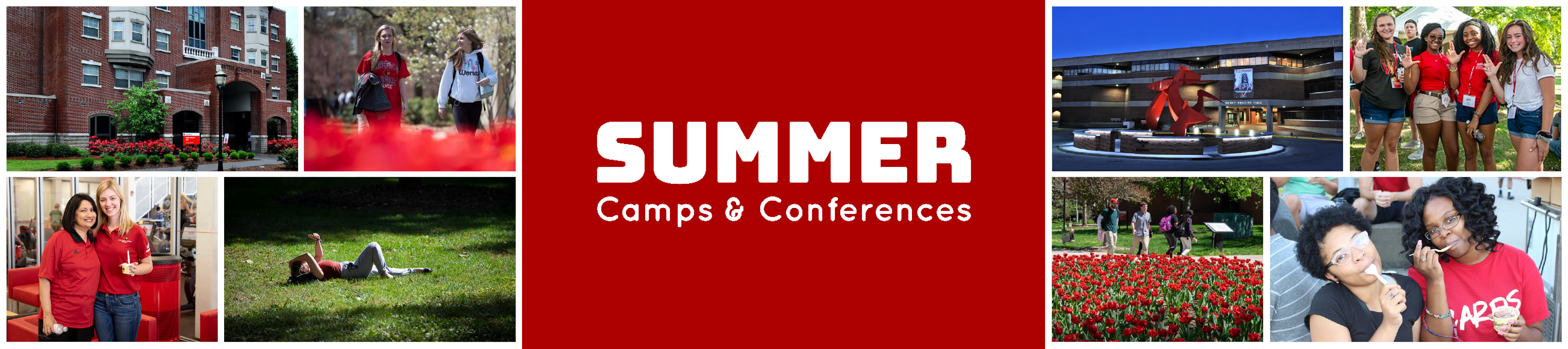 summer camps and conferences