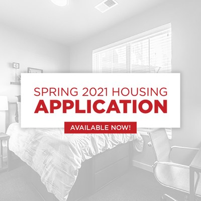 spring 2021 housing application available now
