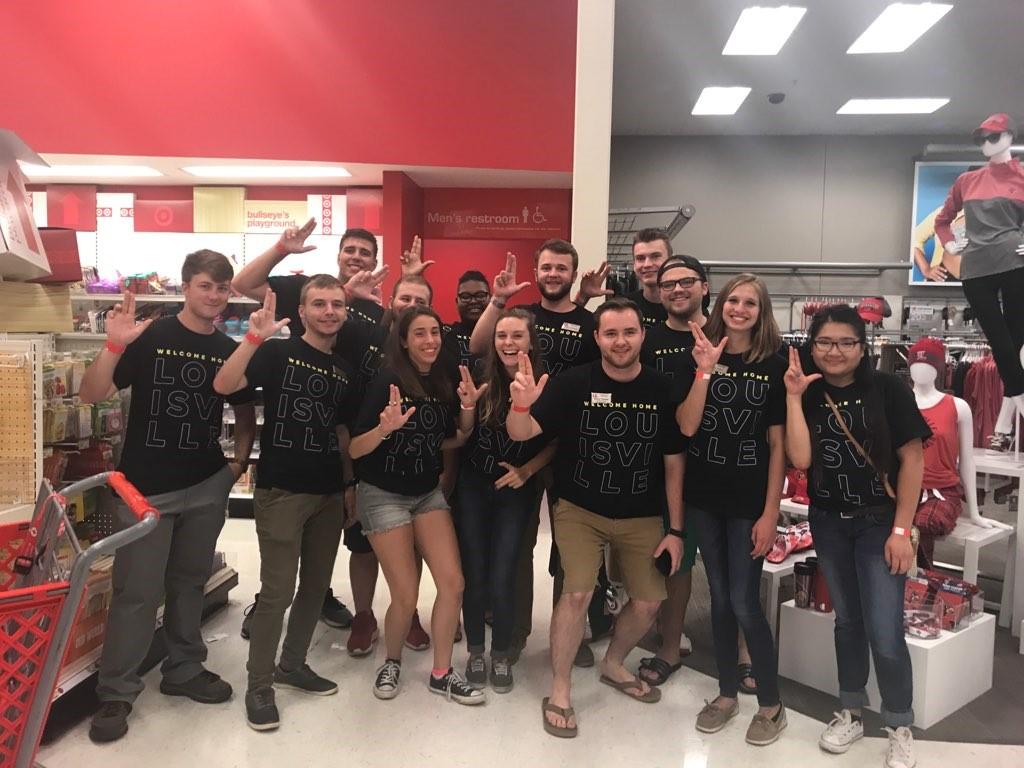RHA at Target