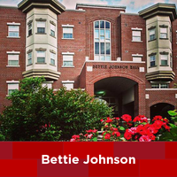 bettie johnson hall