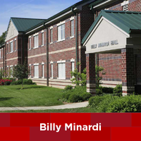 billy minardi hall