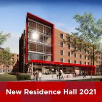 new residence hall 2021