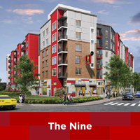 the nine apartments