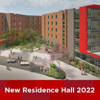 New Residence Hall 2022
