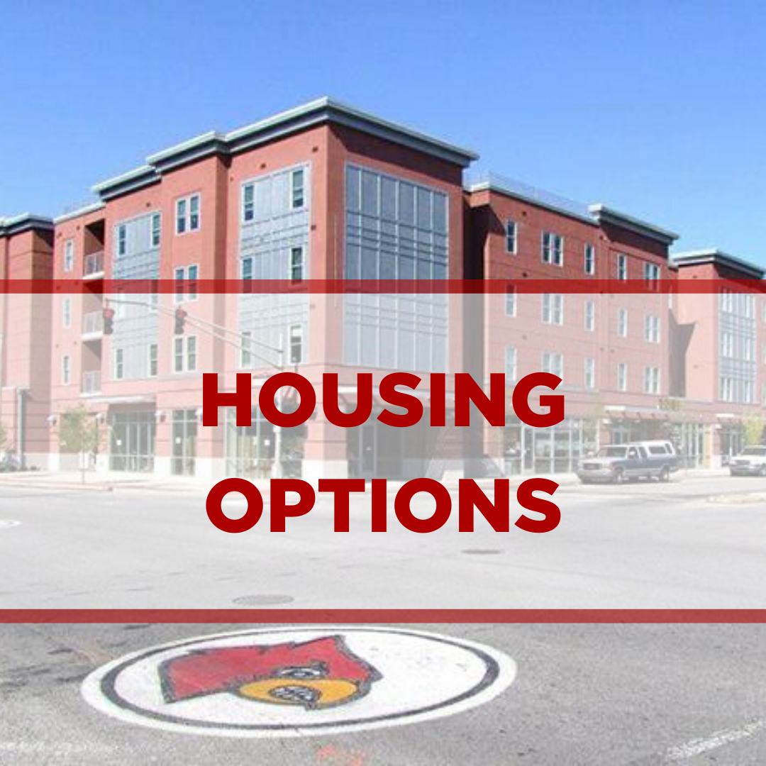 select this image to view housing options including residence halls