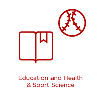 click here to view the education and health and sport sciences community page