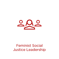 click here to view the feminist social justice leadership community page