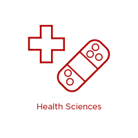 click here to view the health sciences community page