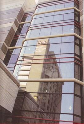 UofL Building