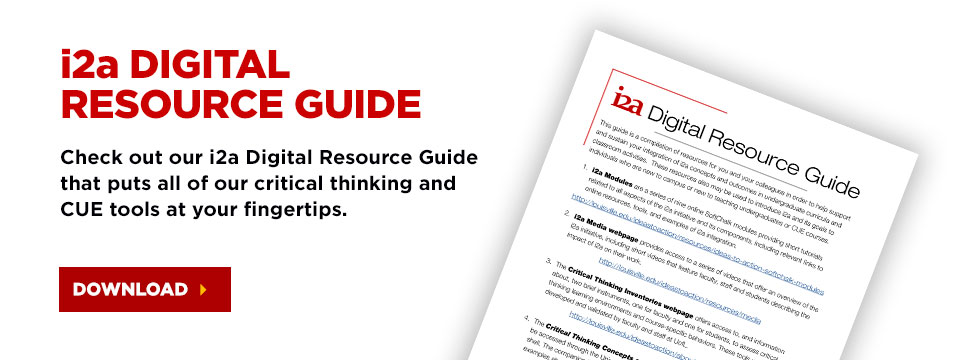 i2a Digital Resource Guide
