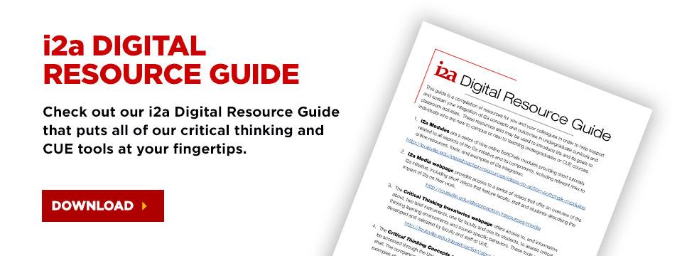 i2a Digital Resource Guide