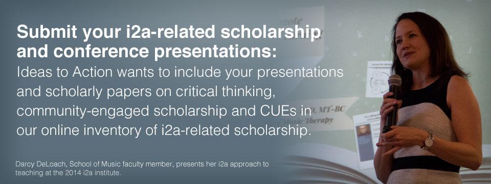 i2a, Presentations