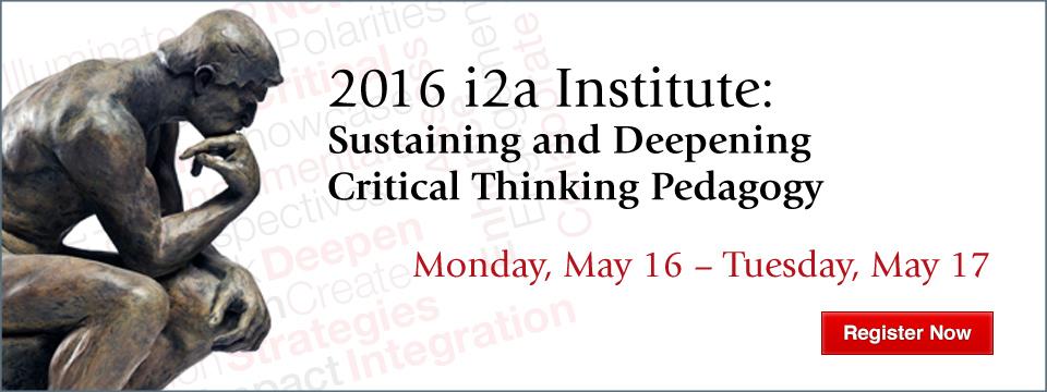 i2a Institute may 16-17