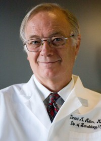 A picture of Donald M. Miller, M.D., Ph.D.