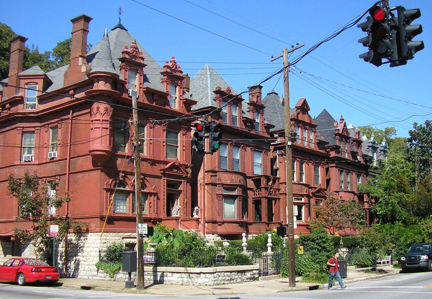 Old Louisville Neighborhood