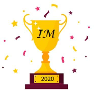 IM Awards Trophy 2020
