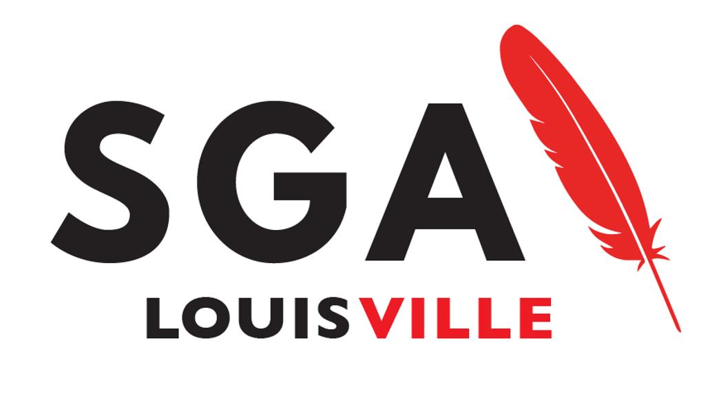 SGA with a cardinal feather