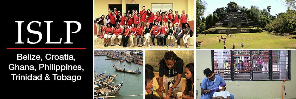 ISLP Belize, Croatia, Chana, Philippines, Trinidad & Tobago