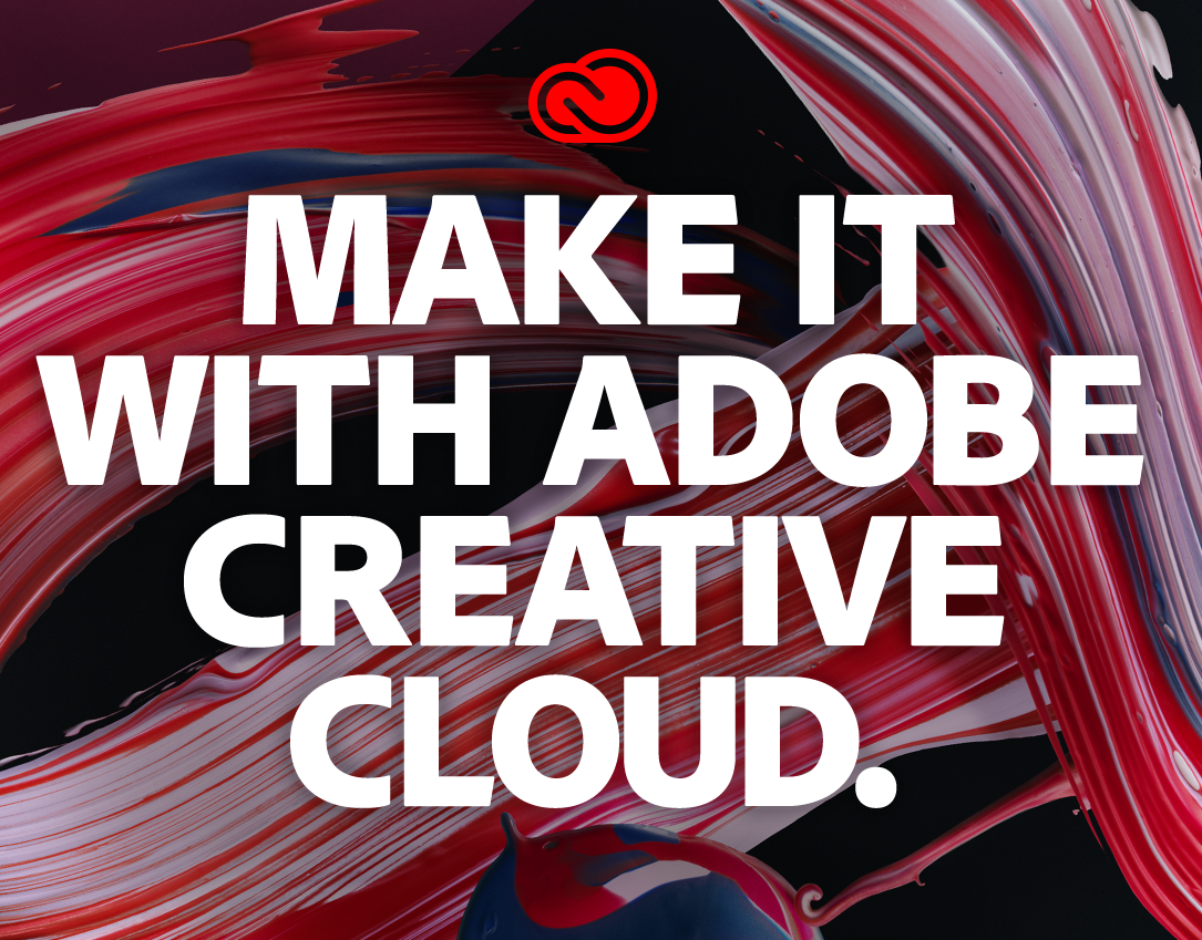 Make it with Adobe Creative Cloud