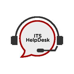 Link to ITS Helpdesk website