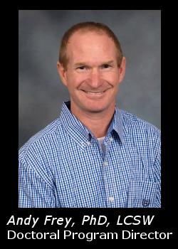 Andy Frey Doctoral Program Director