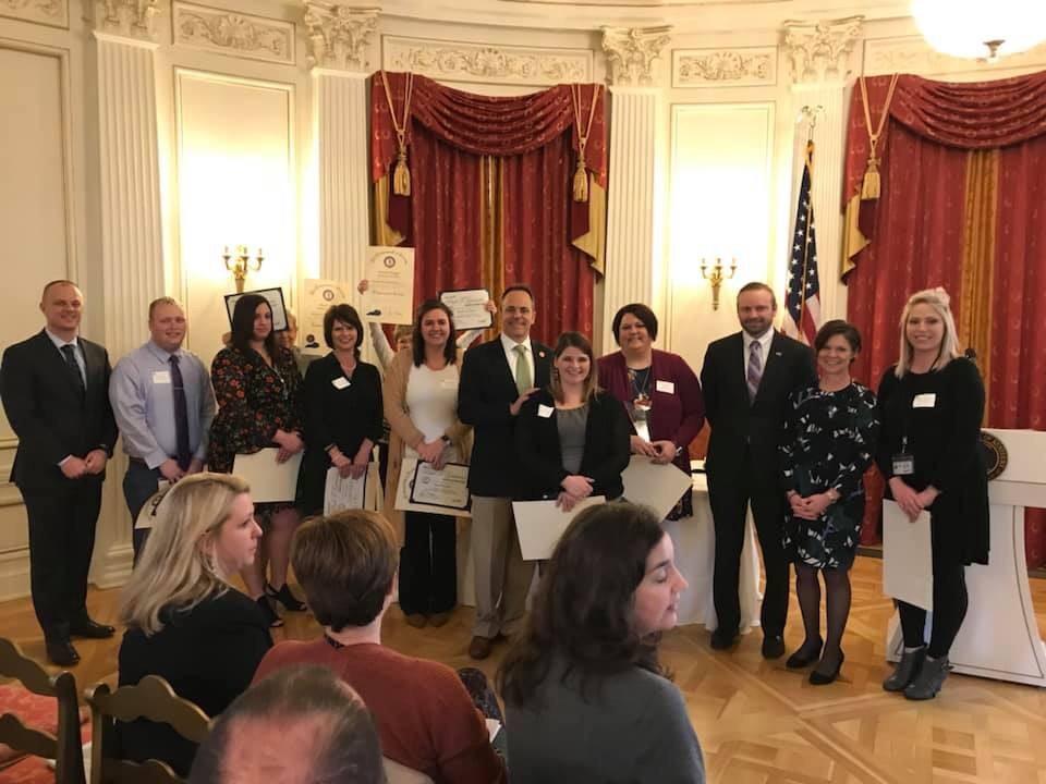 MSSW state award