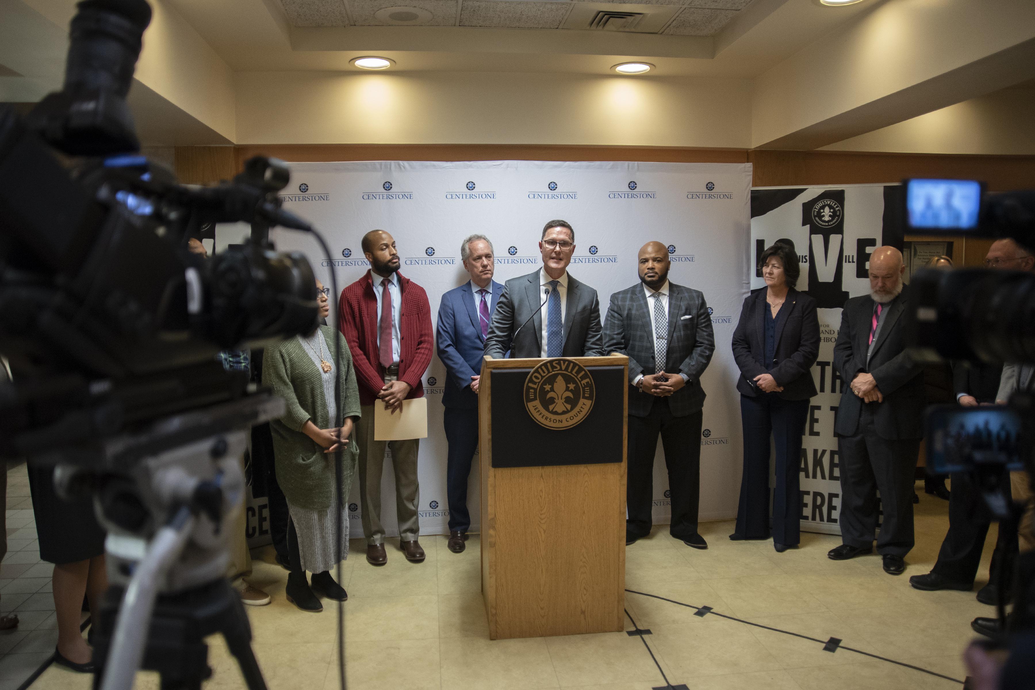 Den Jenkins press conference