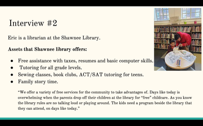 Shawnee Library assets