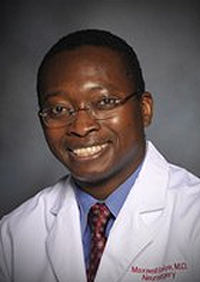 Photo of Maxwell Boayke, Ph.D.