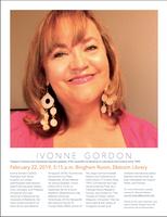 Hispanic Cultures and Literatures Keynote Address: Dr. Ivonne Gordon Carrera Andrade
