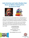 LALS Club Hosts Doors to Hope Book and Winter Clothing Drive