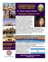 Louisville's Sister City La Plata, Argentina: A Panoramic View of its History, Artistic and Scientific Contributions, and Cultural and Educational Exchanges