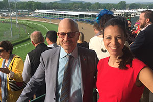 Photo: Dean Crawford and Julie Dials