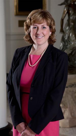 Photograph of Brandeis School of Law Dean Susan H. Duncan