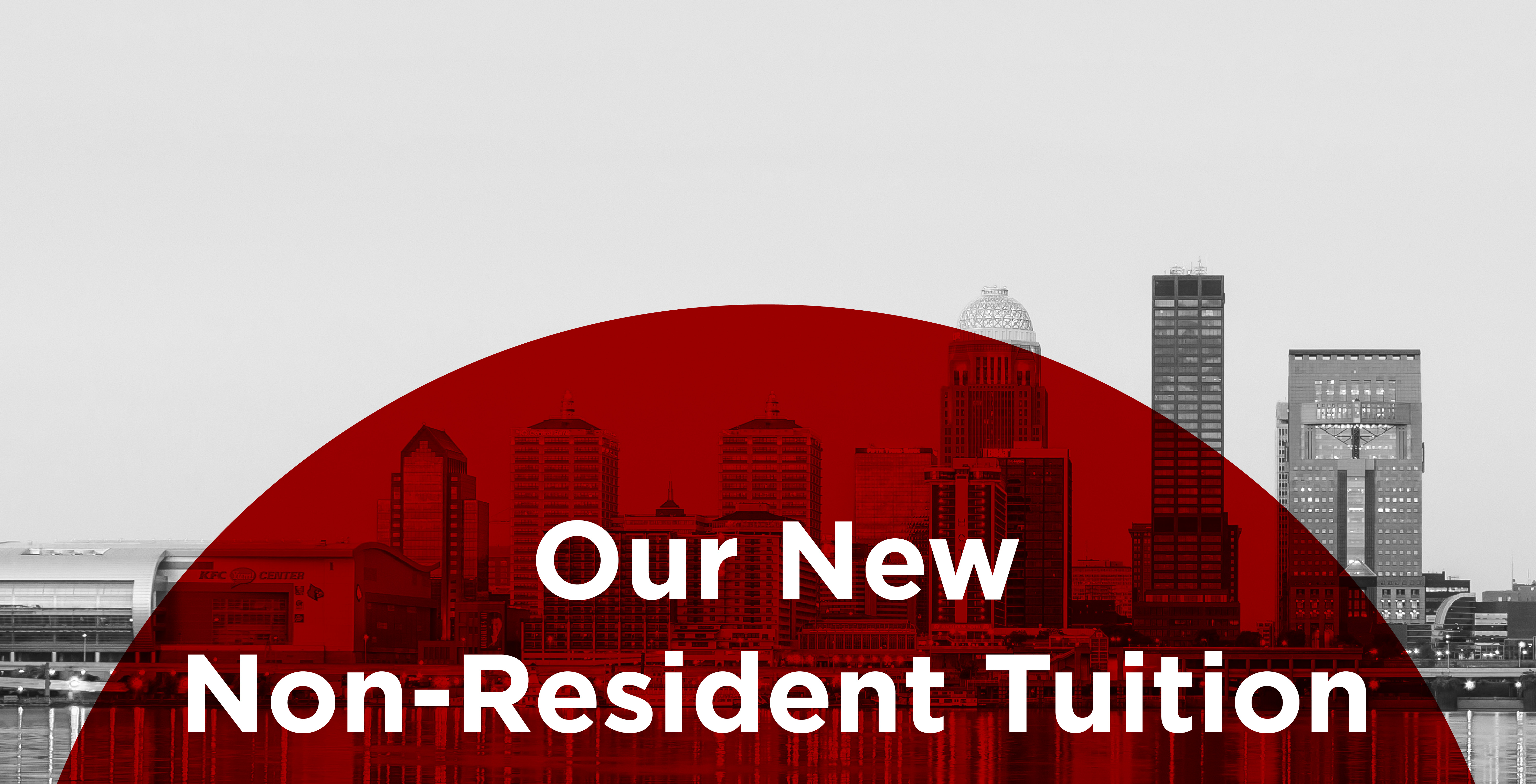 Image: Our New Non-Resident Tuition