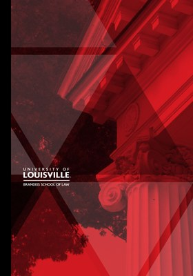 Cover of the Brandeis School of Law 2014-15 Admissions Viewbook