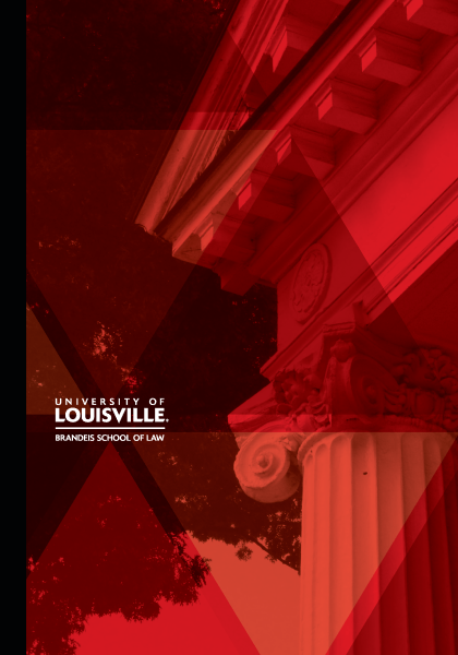 Louisville Law Viewbook