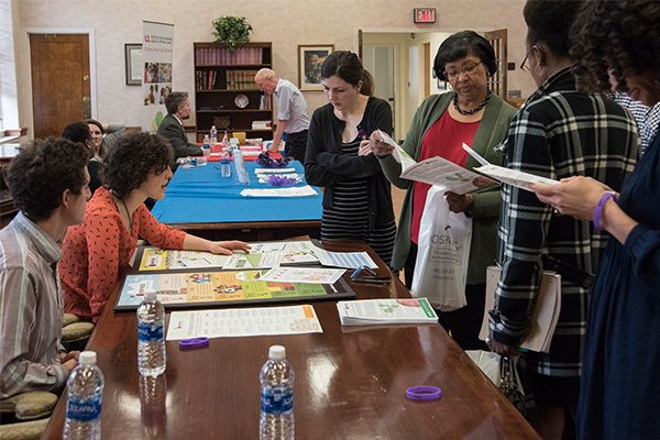 The Estate Planning and Elder Law Program hosted  its first Elder Law Awareness Day on March 5, 2018.