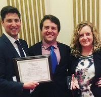 Brandeis Law students have big weekend at ABA conference