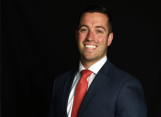Damon McCormick ('14) joins Wyatt's Louisville office