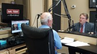 Dean Lars Smith guest on UofL radio show