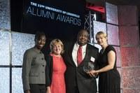Four of UofL's alumni award winners are Brandeis School of Law graduates
