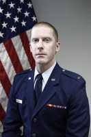 Gregory Justis ('14) appointed to JAG role for U.S. Air Force