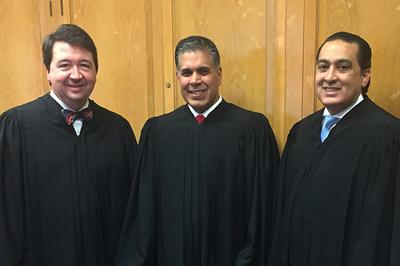 Judge John Bush, Judge Amul Thapar, Judge John Nalbandian