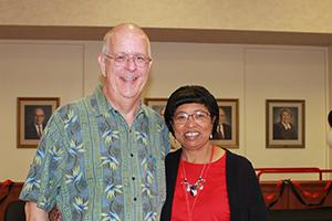 Barbara and Dale Billingsley